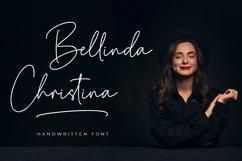 Bellinda Christina - Handwritten Signature Product Image 1
