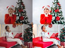 CHRISTMAS Lightroom Presets Bundle for Mobile and Desktop Product Image 6