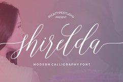 Shirelda Script Product Image 1