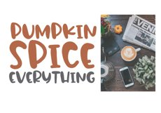 Apple Cider - A Bubbly Handwritten Font Product Image 5
