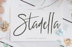 Stadella Signature Script Product Image 1