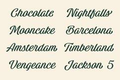 Storia Script Font Product Image 5