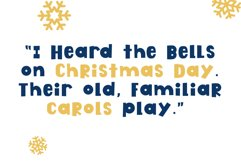 Jingle Box Bold Font Product Image 2