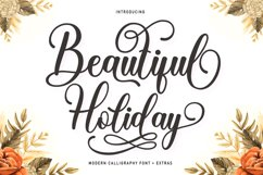 Beautiful Holiday And Extras Product Image 1