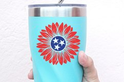 Tennessee SVG Bundle | Sunflower Svg | Tennessee Volunteers Product Image 6