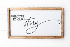 Modern Farmhouse SVG Sign Making Bundle Product Image 2