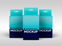 Square Box with Hanger Mockup V.2 Product Image 5