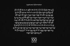 Velocity SVG Font Product Image 5