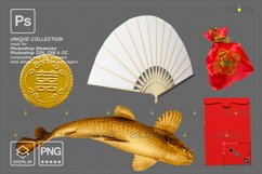 Lunar New Year photo overlay China png Product Image 3