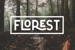The Florest Typeface Product Image 3