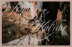 Rhapsody | Calligraphy Script Product Image 10