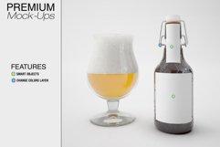 Beer Bottle Mockup Pack Product Image 3