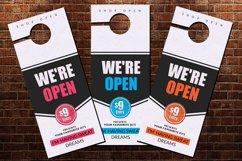 Business Door Hangers Product Image 2