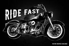 Biker Diamond Typeface Product Image 6
