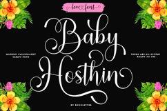 Baby Hosthin Product Image 1