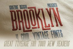 Brooklyn Typeface Product Image 5
