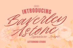Baverley Astone - Signature Script Product Image 1