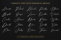 Signature Font - Anthoni Signature Product Image 3