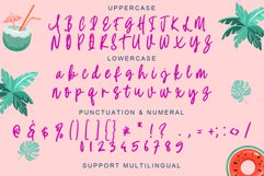 Summer Stylish - A Handwritten Font with Extra Product Image 5