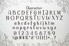 Web Font Basnia Product Image 6