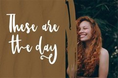 Bhirley - A Beauty Script Font Product Image 5