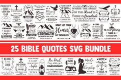 Bible verse SVG Bundle, scripture svg, waymaker svg, jesus Product Image 2