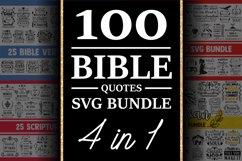 Bible verse SVG Bundle, scripture svg, waymaker svg, jesus Product Image 1
