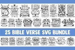 Bible verse SVG Bundle, scripture svg, waymaker svg, jesus Product Image 3