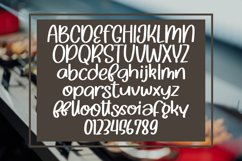 Big buffet - Quirky Handlettering Font Product Image 3