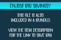 Carols SVG Cut File | Christmas SVG Cut File Product Image 2