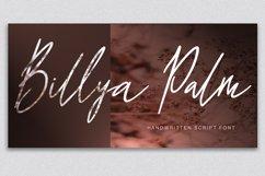 Billya Palm Script Product Image 1