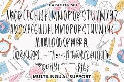 Web Font Biography - Handwritten Font Product Image 6