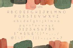 Bistro Pop   Clean Vintage Lettering   Multilingual Product Image 3