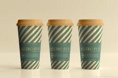 Bistro Pop   Clean Vintage Lettering   Multilingual Product Image 4