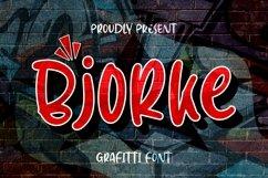 Web Font BjoRke Font Product Image 1