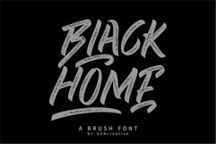 BLACK HOME Product Image 1