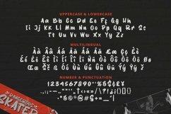 Web Font Black Street Font Product Image 3