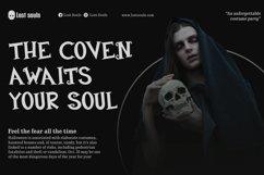 Black Wizard - Halloween Display Product Image 2