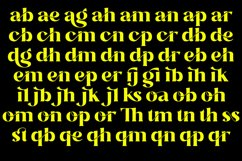 Blastula Font Product Image 2