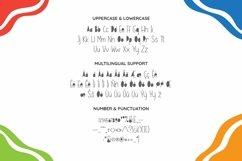 Web Font Bleckadot Product Image 2