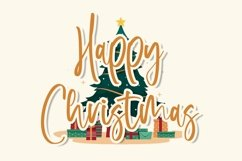 Web Font Blessed - Christmas Display Font Product Image 2