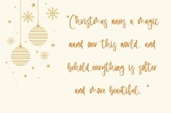 Web Font Blessed - Christmas Display Font Product Image 3