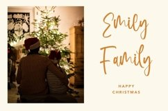 Web Font Blessed - Christmas Display Font Product Image 6