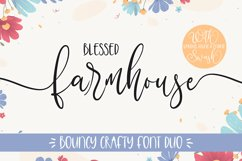Blessed Farmhouse Product Image 1