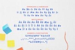 Web Font Bloabes Font Product Image 4