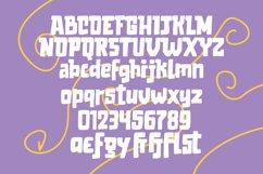 Block Square - Fun Display Font Product Image 5