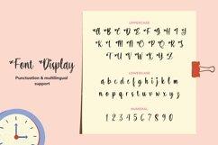 Web Font Bloemia Font Product Image 4