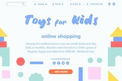 Web Font Bluebell - Cute Display Font Product Image 2
