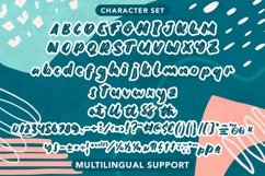Web Font Bluebell - Cute Display Font Product Image 6