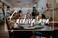 Bluepoint - Handwritten Font Product Image 4